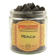 Peach - 22 Wild Berry® Incense cones