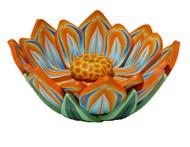 Fimo Flower Incense Burner - Petal Style #5