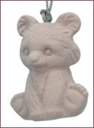 Teddy Bear Diffuser/Air Freshener (Unscented)