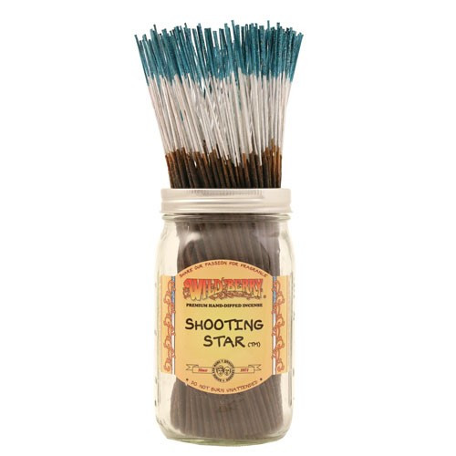 Shooting Star Wild Berry brand incense