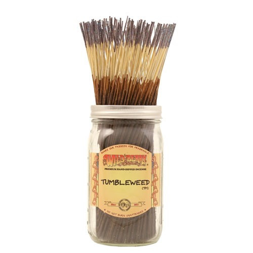 Tumbleweed Wild Berry brand incense sticks