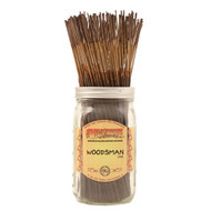 Woodsman Wild Berry brand incense sticks