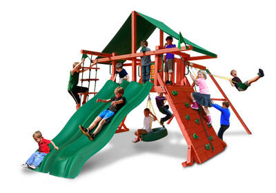 Sun Valley Extreme Swing Set