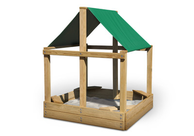 Covered Sandbox Kit