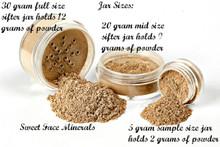 Mineral Foundation - Individual Jars