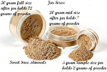 Mineral Foundation - Individual Jars