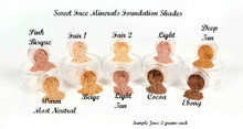 Mineral Foundation Sample Kit