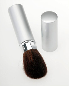 Retractable Sable Makeup Brush