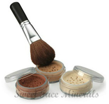 4 Piece Kit with Face Brush