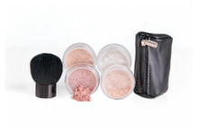 6 Piece Full Size Kit with Kabuki & Kabaggie Tote