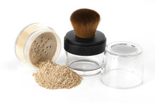 Kabuki Brush & Foundation Kit