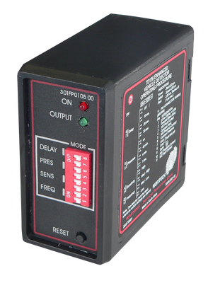 Boxed Detector CH1 - TD136