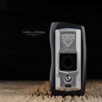 "Vicious Ant - ""Knight, Silver Beast"" Metal SX550J Dual 18650 Mod"