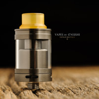"Sector One Vapors - ""NXS Nano RTA"" Gun Metal Black"