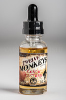 "Twelve Monkeys - ""Congo Cream"""