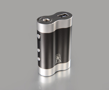 "Dicodes - ""Dani Box"" 60W 18650 Regulated Box Mod - Black"