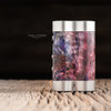 "Dicodes - ""Dani Box - Stabilized Wood Edition #495"" 60W 18650 Regulated Box Mod"