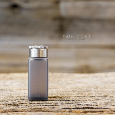 """I'M Infinity Mods x SunBox - """"Squappy, SS Cap"""", 7 mL SQUARE Cappy Silicone Bottle Kit, Stainless Steel"""