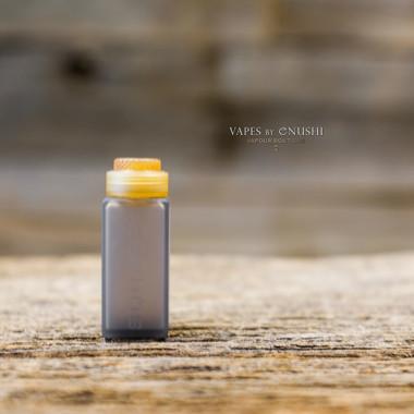 "I'M Infinity Mods x SunBox - ""Squappy, Ultem Cap"", 7 mL SQUARE Cappy Silicone Bottle Kit"