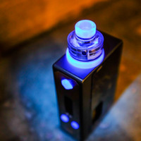"Nick Ricotta Customs - ""Beauty Ring / Drip Tip Set"" for Armor, Typhon, and 510"