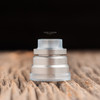 "Nick Ricotta Customs - ""Beauty Ring / Drip Tip Set"" for Typhon, Fluorescent Blue"