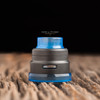 "Nick Ricotta Customs - ""Beauty Ring / Drip Tip Set"" for Armor RDA, Clear Blue"
