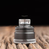 "Nick Ricotta Customs - ""Beauty Ring & 510 Drip Tip Set"", Clear"