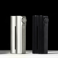 "Squid Industries - ""Double Barrel V2.1"" - 150W Dual 18650 Mod"