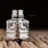 """Bell Vape by Chris Mun - """"Bell Cap Slam for Entheon by Psyclone Mods"""", Polished. Drip tip, atomizer, and beauty ring are not included in sale, and shown for demonstration purposes only."""