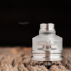 """Bell Vape by Chris Mun - """"Bell Cap Slam for Entheon by Psyclone Mods"""", Unolished. Drip tip, atomizer, and beauty ring are not included in sale, and shown for demonstration purposes only."""