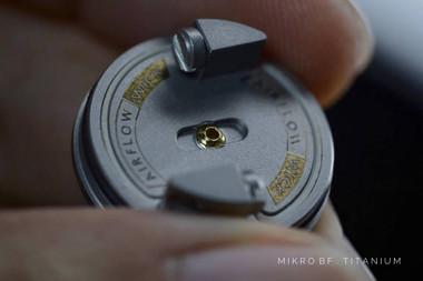 """Adler Industries - """"Mikro BF Titanium RDA"""""""