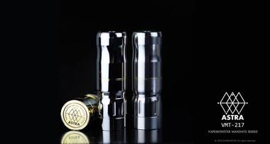 "Vapemonster - ""Astra VMT-217"" Mechanical Tube Mod"