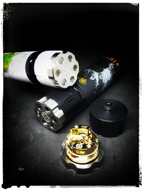 "BB Vapes Brvnd - ""Squonk Refill Cap"""