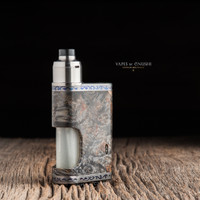"MISSION XV - ""KRMA RDA"". Shown attached to mod for reference only. This sale does NOT include the mod."