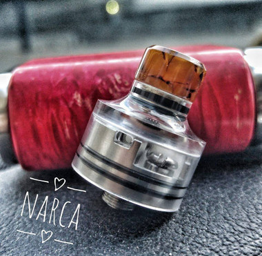 "Bell Vape by Chris Mun - ""Bell Cap for NarCA by Nar Mods"""