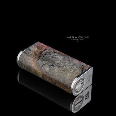 "Vicious Ant - ""Primo #548"" DNA75 Stabilized Wood Mod"