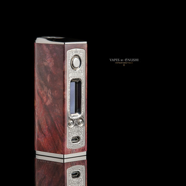 """Vicious Ant - """"Primo #595"""" DNA75 Stabilized Wood Mod"""
