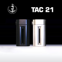"Squid Industries - "" TAC 21 200W Mod"" (Flat Black)"