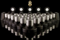 "Hussar Vapes - ""Hussar RDA v1.0 LE"" Satin Finish"