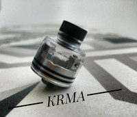"Bell Vape by Chris Mun - ""Bell Cap for KRMA by Mission XV"""