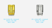 "Joyetech - ""EX Coils fits Exceed"""