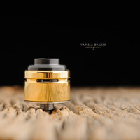 "Proteus Progeks - ""SQUI LE Gold"" Bottom Feed RDA"