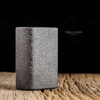 "SVA Mod - ""Punto 75C (Squiggles) Engraved"" DNA75C Regulated Bottom Feed Mod"