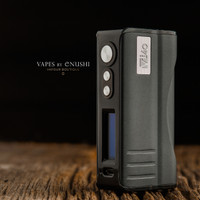 "HCigar - ""VT40"" BLACK FRAME - Evolv DNA40 Regulated 40W Box Mod with Temperature Control"