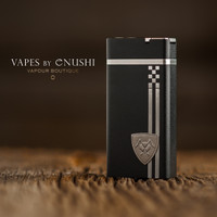 "Vicious Ant - ""The Duke"" (Late Model) Dual 18650 Mechanical Box Mod"