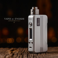 "HCigar - ""VT200"" Pre-Orders - Evolv DNA200 Regulated 200W Box Mod with Temperature Control"