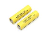 "LG - ""HE4"" - 18650 2500 mAh High Drain Lithium Battery"