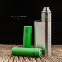 "Jay Bo Designs x Wismec - ""Indestructible Noisy Cricket"" Cloud Chasing Kit (Silver)"