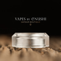 "Bell Vape by Chris Mun - ""Pico Bell Cap"", Polished Style 1 (Tall)"