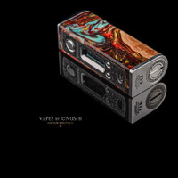 "Vicious Ant - ""Primo #417"" DNA75 Stabilized Wood Mod"